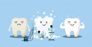 chải răng đúng cách